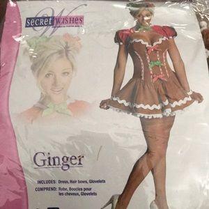 Ginger costume